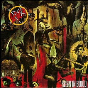 Slayer альбом Reign In Blood (Expanded)