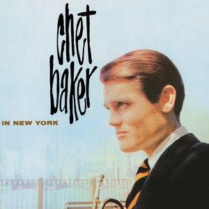 Chet Baker альбом Chet Baker In New York