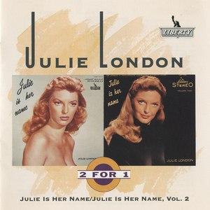Julie London альбом Julie Is Her Name, Vol. 1 & 2