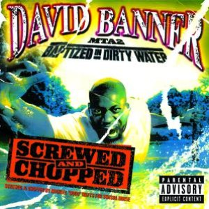 David Banner альбом MTA2-Baptised in Dirty Water Screwed and Chopped