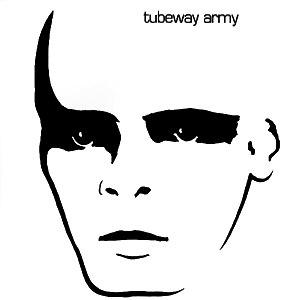 Gary Numan альбом Tubeway Army