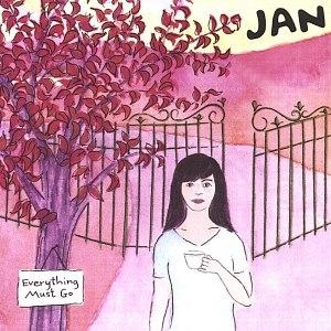 jan альбом Everything Must Go