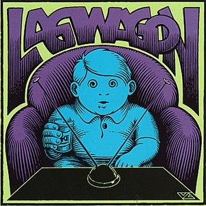"Lagwagon альбом ""Duh"""