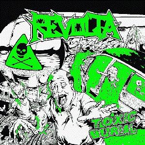 Revolta альбом Toxic Burial