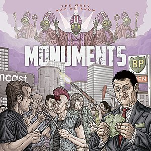 Monuments альбом The Only Way We Know