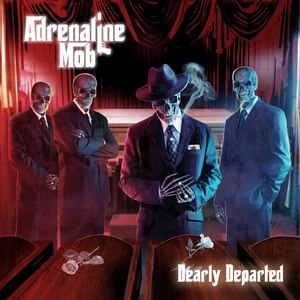 Adrenaline Mob альбом Dearly Departed