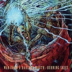 War From A Harlots Mouth альбом Split (US Version)