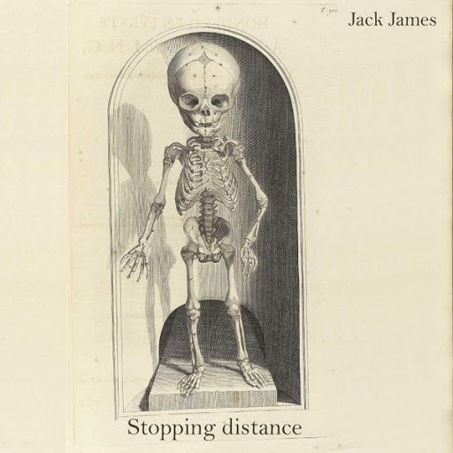 Jack James альбом Stopping Distance