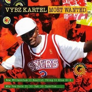 Vybz Kartel альбом Most Wanted