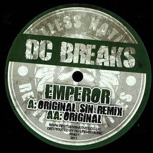 DC Breaks альбом Emperor (Original Sin Remix)
