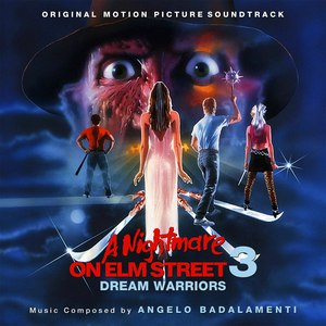 Angelo Badalamenti альбом A Nightmare On Elm Street 3: Dream Warriors