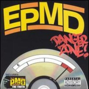 EPMD альбом Danger Zone b/w The Truth