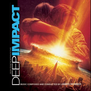 James Horner альбом Deep Impact - Music from the Motion Picture