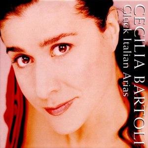 Cecilia Bartoli альбом Cecilia Bartoli - Gluck: Italian Arias
