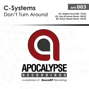 C-Systems альбом Don't Turn Around
