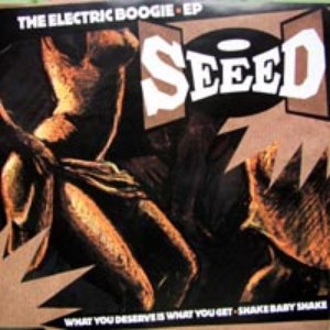 Seeed альбом The Electric Boogie EP