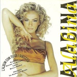 Alabina альбом L'album con tutti i successi
