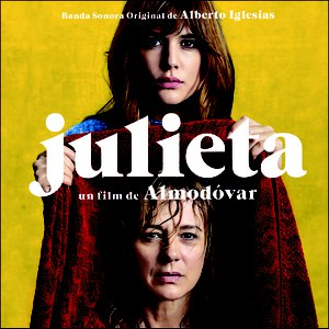 Alberto Iglesias альбом Julieta (Banda sonora original)