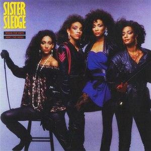 Sister Sledge альбом When The Boys Meet The Girls