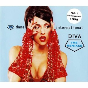 Dana International альбом Diva (The Remixes)