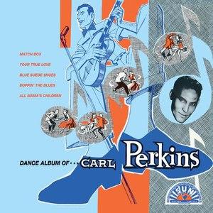 Carl Perkins альбом Dance Album