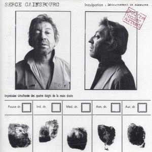 Serge Gainsbourg альбом You're Under Arrest