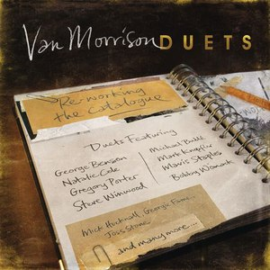Van Morrison альбом Duets: Re-Working the Catalogue
