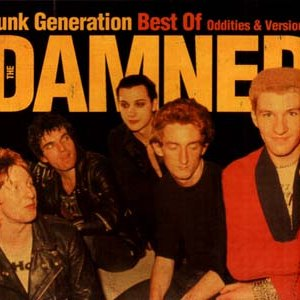 The Damned альбом Punk Generation: Best of The Damned - Oddities & Versions