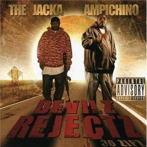 The Jacka альбом Devilz Rejectz - 36 Zipz