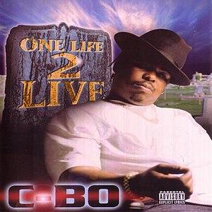 C-Bo альбом One Life 2 Live