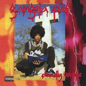 Gangsta Pat альбом Deadly Verses