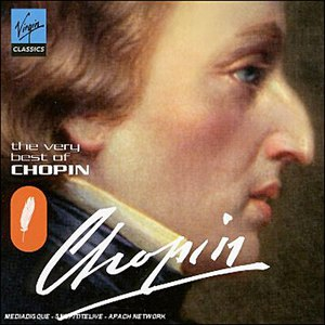 Frédéric Chopin альбом The Very Best of Chopin