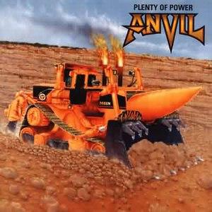 Anvil альбом Plenty Of Power