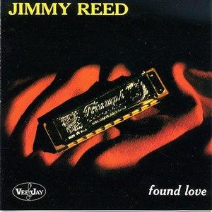 Jimmy Reed альбом Found Love