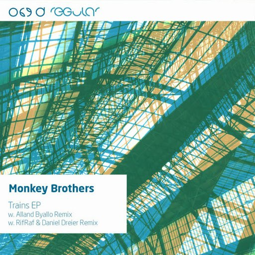 Monkey Brothers альбом Trains EP