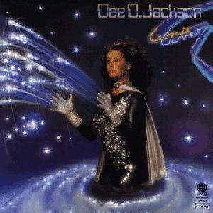 Dee D. Jackson альбом Cosmic Curves