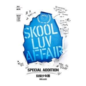 방탄소년단 альбом Skool Luv Affair (Special Addition)
