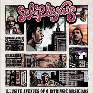 Soloplexus альбом Illusive Avenues Of 6 Intristic Musicians
