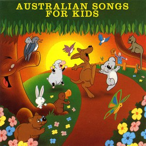 Patsy Biscoe альбом Australian Songs For Kids