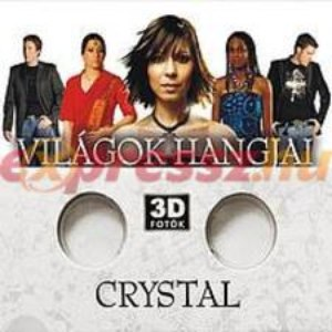 Crystal альбом Világok hangjai