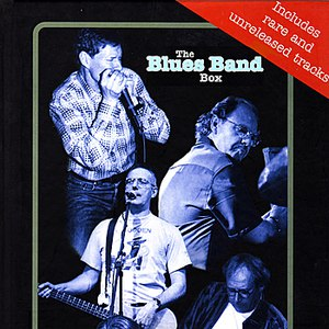 The Blues Band альбом The Blues Band Box
