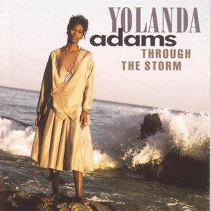 Yolanda Adams альбом Through The Storm
