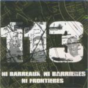 113 альбом Ni Barreaux, Ni Barrières, Ni Frontières