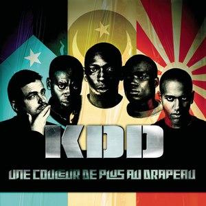 KDD альбом Une Couleur De Plus Au Drapeau
