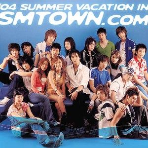 SMTOWN альбом '04 SUMMER VACATION IN SMTOWN.COM