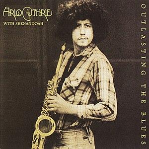 Arlo Guthrie альбом Outlasting the Blues