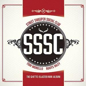 Street Sweeper Social Club альбом Ghettoblaster Mini Album