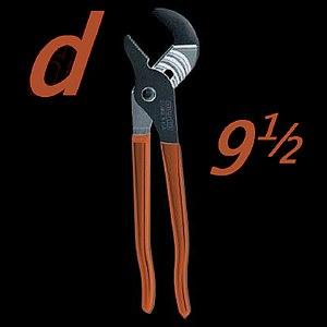 D альбом 9 1/2
