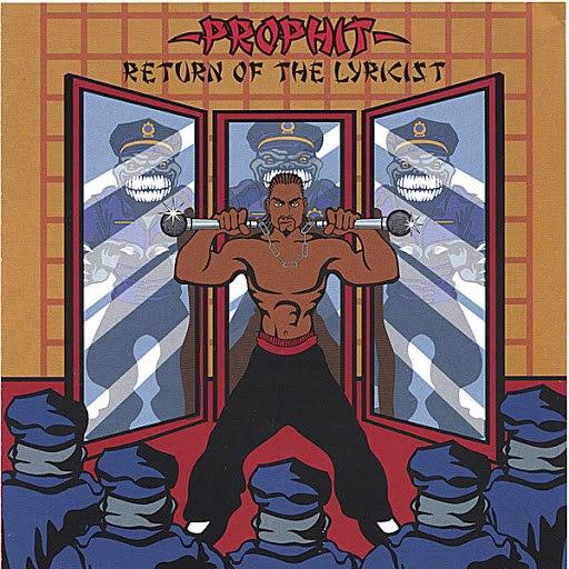 Prophit альбом Return of the Lyricist