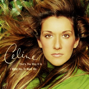 Céline Dion альбом That's The Way It Is